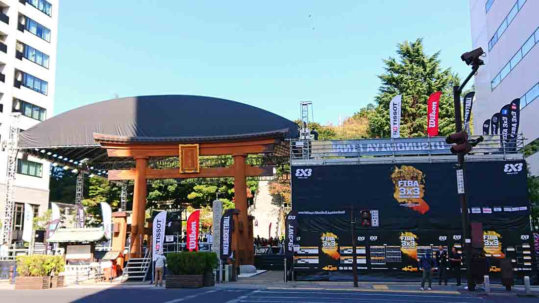 2017 FIBA 3×3 World Tour Utsunomiya Masters